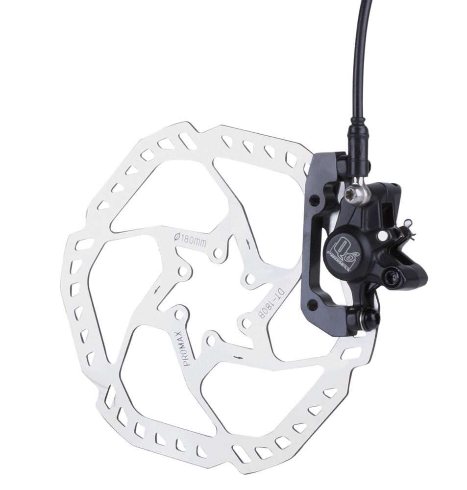 Тормоз дисковый Promax задний