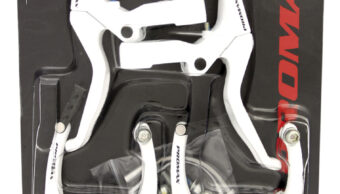 Тормоз Promax V-Br белый (набор)