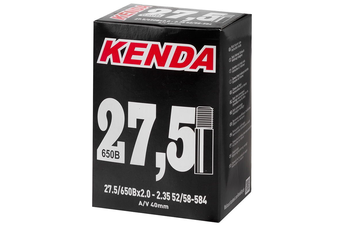 Камера KENDA 27.5/650Bx2.0-2.35 F/V