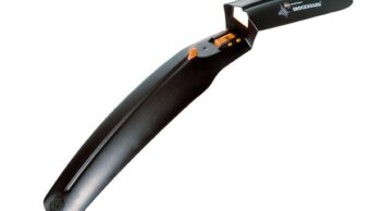 Щитки SKS Shockboard передний чёрный