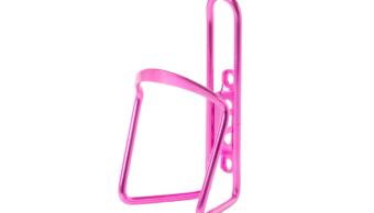 Держак под флягу алю 6 мм розовый