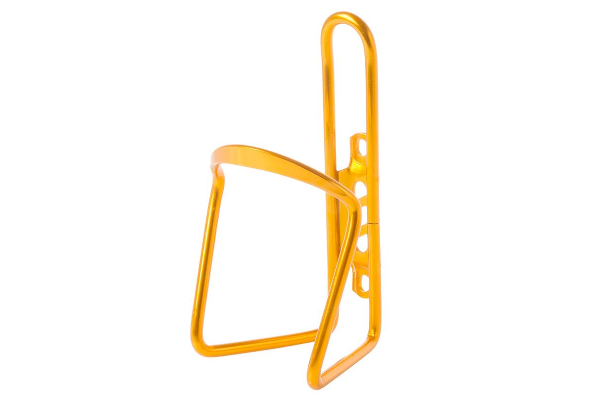 Держак под флягу алю 6 мм желтый