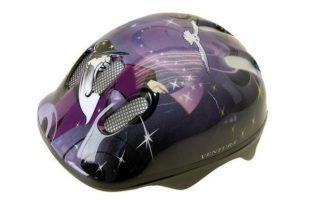 Шлем Ventura детский (фиолетовый)