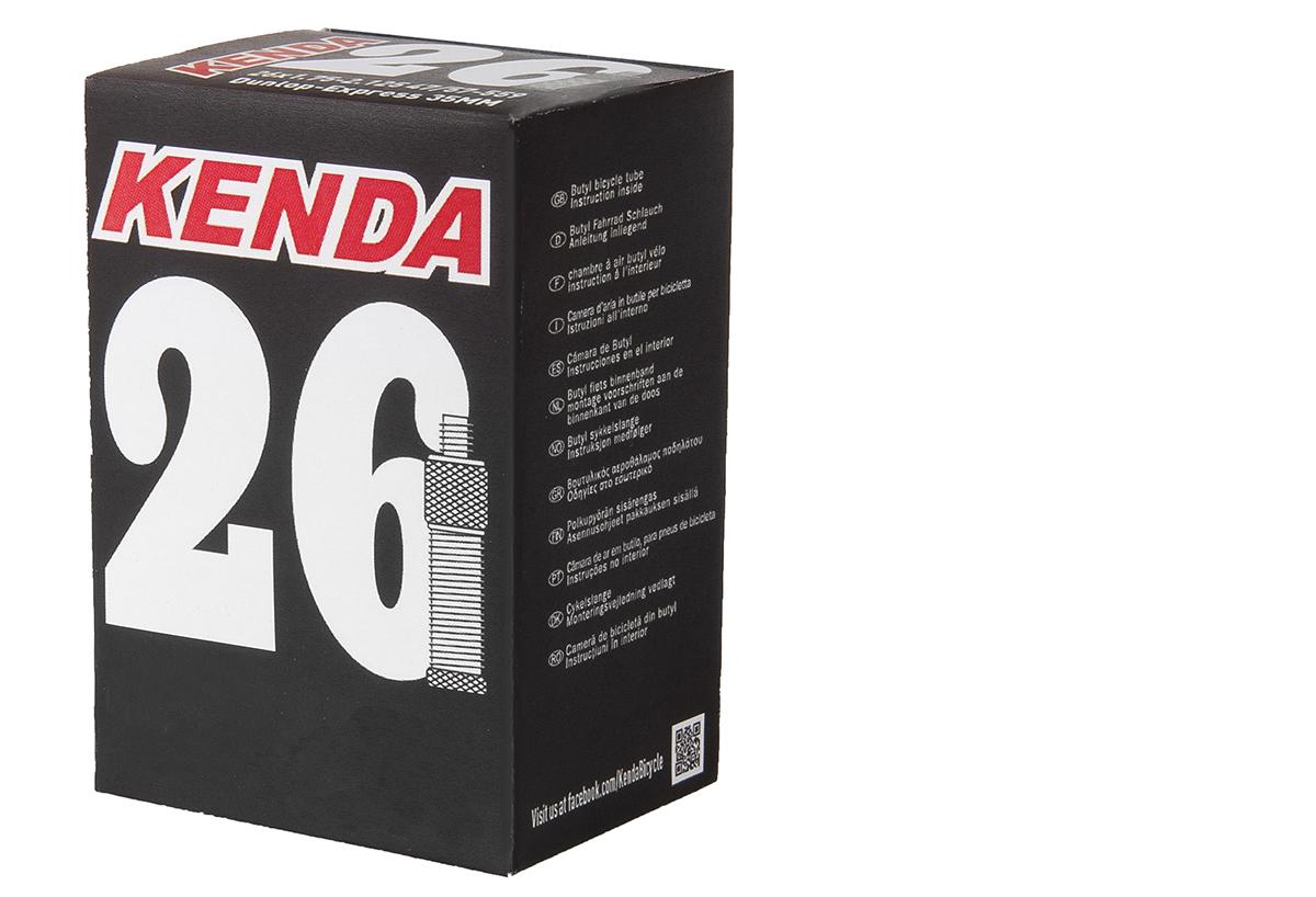 Камера KENDA 26x1.5-1.75 A/V