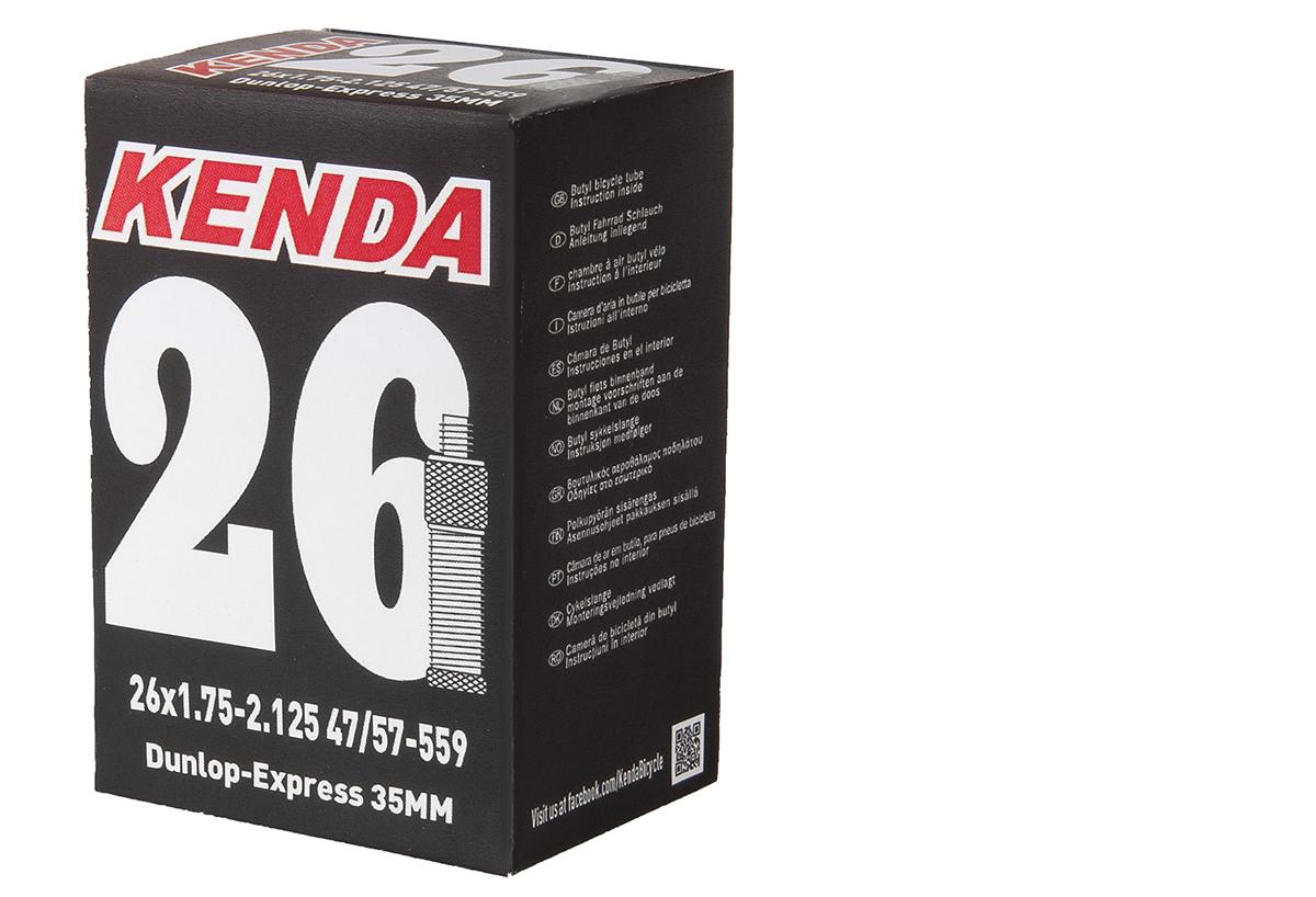 Камера KENDA 26x1.75-2.125 F/V