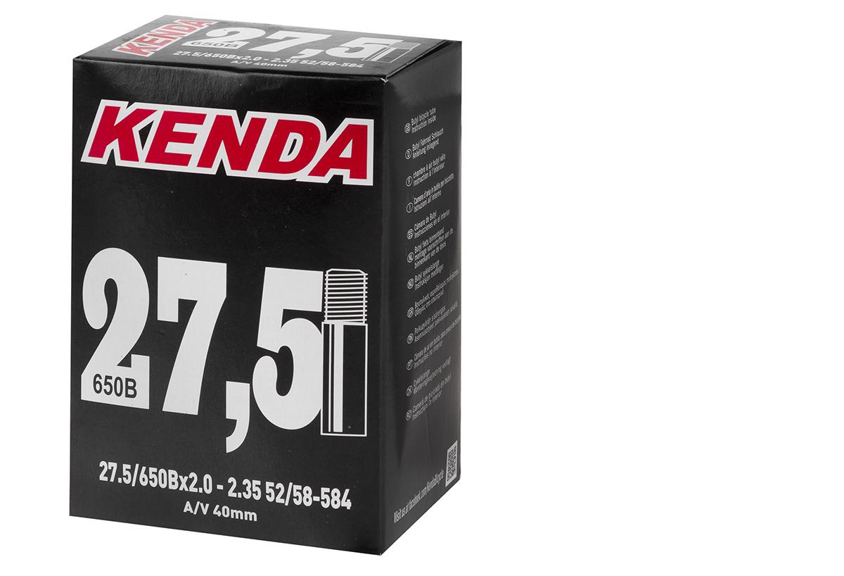 Камера KENDA 27.5 x 2.0-2.35, A/V