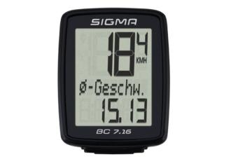 Велокомпьютер Sigma BC 7.16