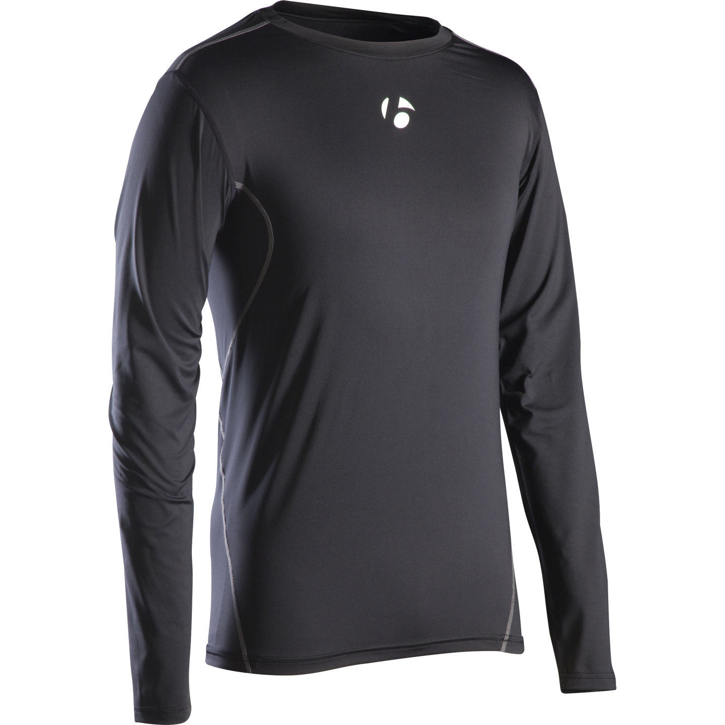 BASELAYER BONTRAGER B2 LONG SLEEVE MENS MEDIUM BLACK